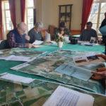 Réunion sur la fibre avec les élus de la zone de Thiberville